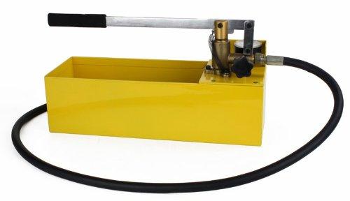 Bomba manual para prueba hidrostatica residencial for Bomba de agua manual